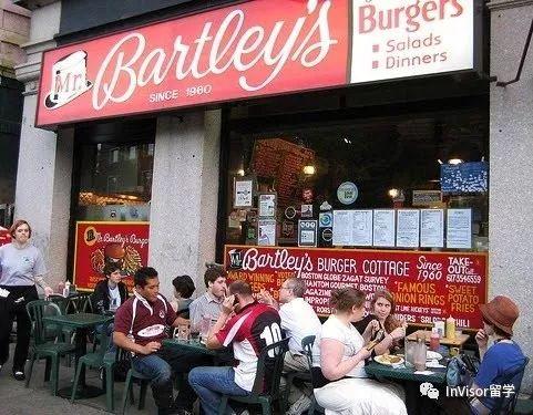 Mr. Bartley' s 汉堡
