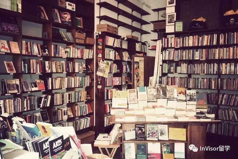 哈佛大学Grolier Poetry 书店