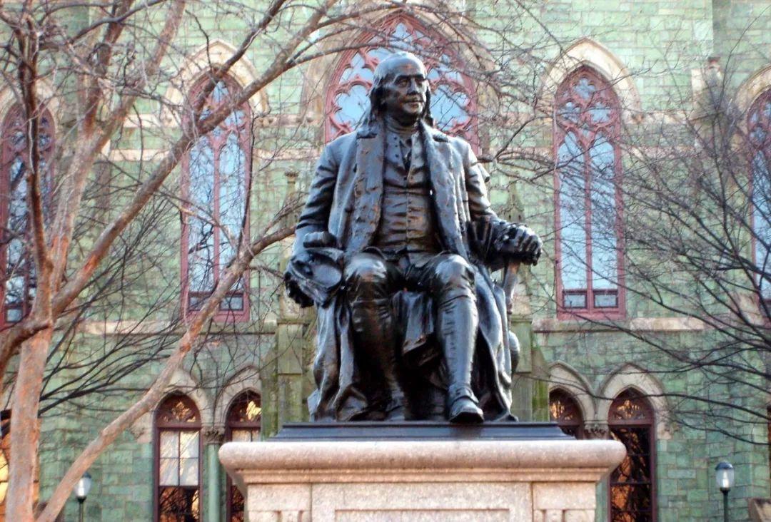 富兰克林雕像