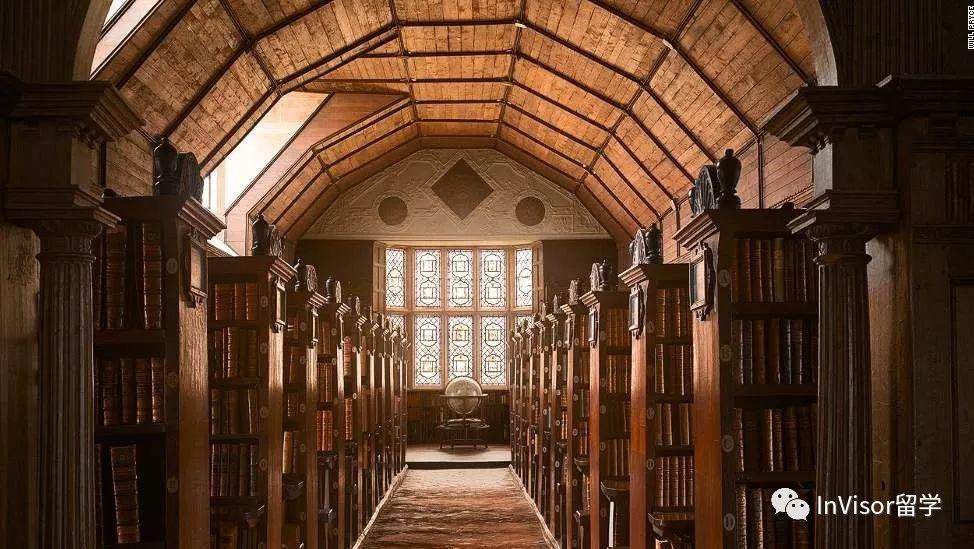 宾大图书馆