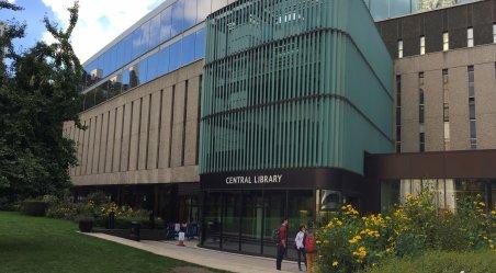 帝国理工学院图书馆