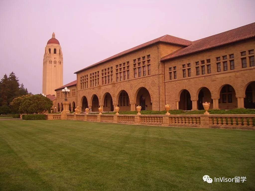斯坦福大学校园