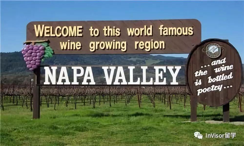Napa谷