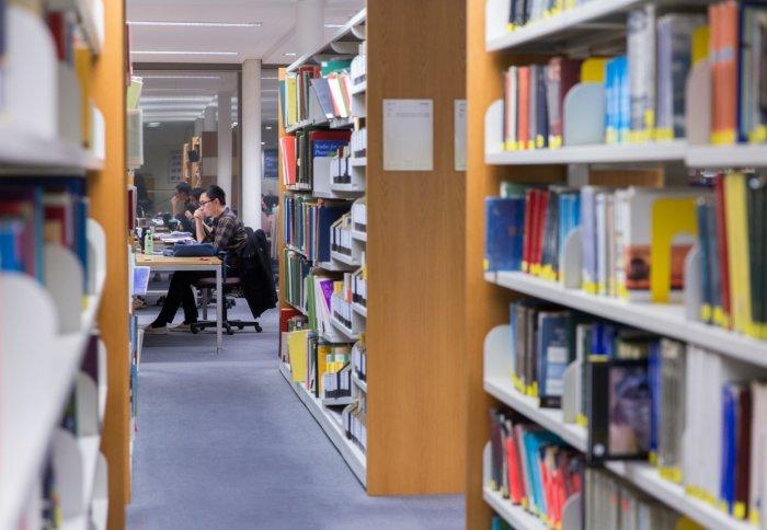 帝国理工图书馆