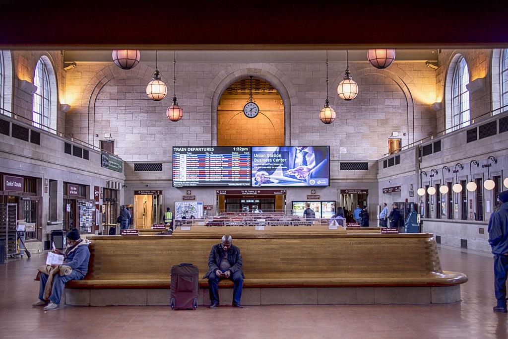 纽黑文联合车站