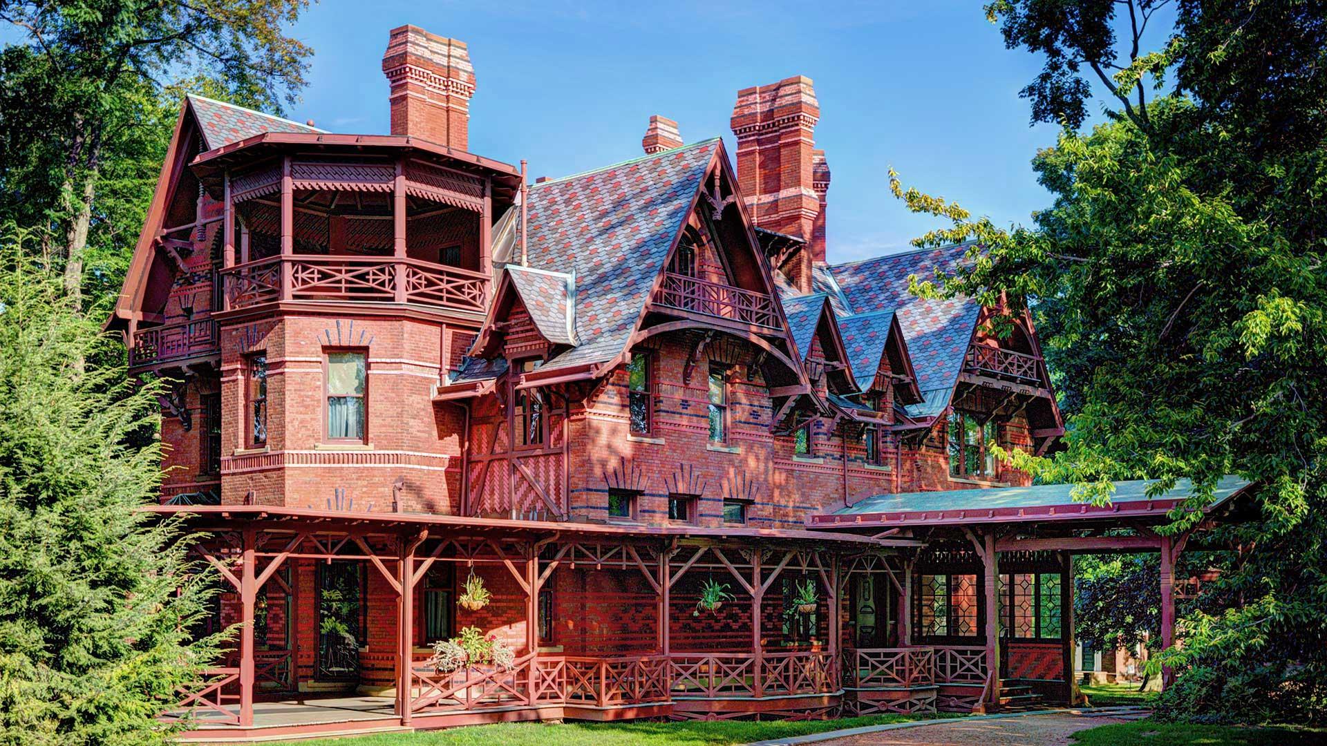 马克吐温之家&博物馆