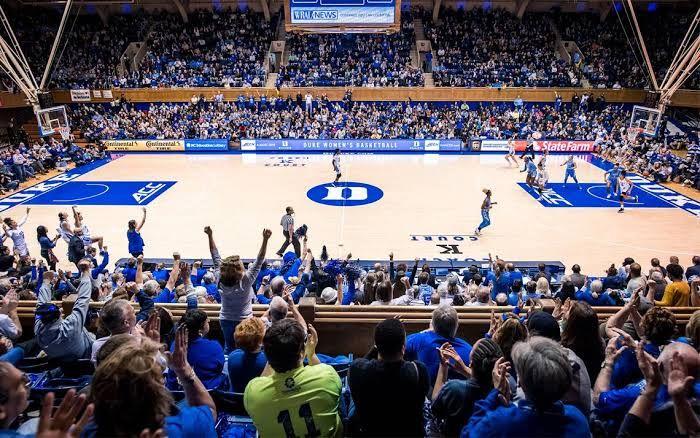 杜克大学篮球馆